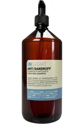 İnsight Anti Dandruff Kepekli Saçlar İçin Kepek Önleyici Arındırıcı Şampuan 900 ml