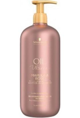 Bonacure Schwarzkopf Professional Oil Ultime Marula Rose Şampuan 300 ml