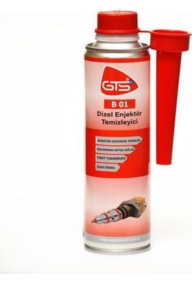Gts B01 Dizel Enjektör Temizleyici 300Ml