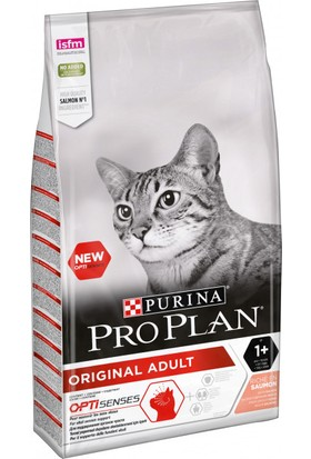 PRO PLAN Somonlu Pirinçli Yetişkin Kedi Maması 1,5 kg