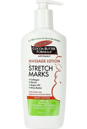 Palmers Kakao Yağlı Gerginlik Önleyici Masaj Losyonu 250 ml.