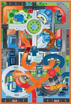 Furkan Toys Hot Wheels Oyun Halısı