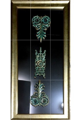 Etin Sanat Dekoratif Ayna