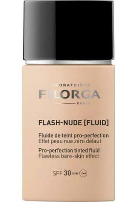 Filorga Flash Nude Fluid SPF30 Foundation - Pürüzsüzleştirici Fondöten No:01 30 ml