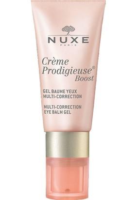 Nuxe Creme Prodigieuse Boost Multi-Correction Eye Balm Gel - Yaşlanma Karşıtı Göz Çevresi Bakım Jeli