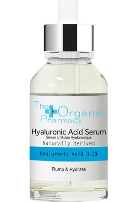 The Organic Pharmacy Hyaluronic Acid Serum - Ne mlendirici Cilt Bakım Serumu 30 ml