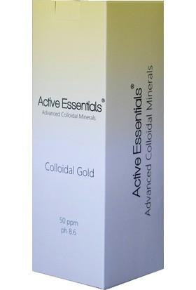 Active Essentials Altın Suyu - Kolloidal - Active Essentials® 50Ppm 500 ml