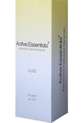 Active Essentials Altın Suyu - Prokolloidal - Active Essentials® 50Ppm 500 ml