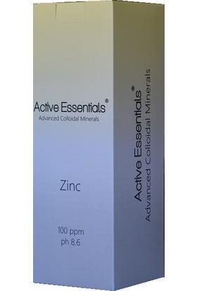 Active Essentials Çinko Suyu - Prokolloidal - Active Essentials® 100Ppm 1000 ml