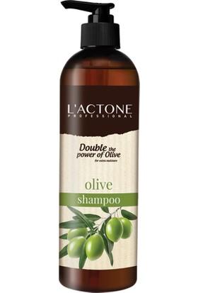 L'Actone Olive Oil Kuru Saçlar İçin Onarıcı Zeytinyağlı Şampuan 400 ml