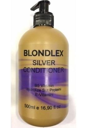 Blondex Silver Mor Saç Kremi 500 ml