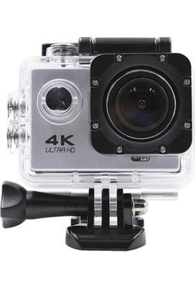 "Twi̇ni̇x Aksiyon Kamera 4K Ultra Full Hd 2.0"" Full Aksesuar"