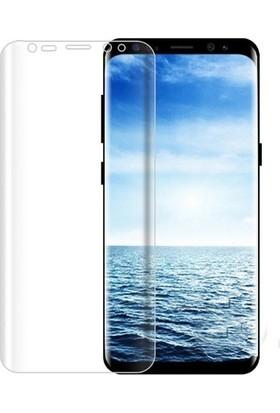 Syronix Samsung Galaxy S9 Plus Tam Kaplayan Uv Cam Ekran Koruyucu