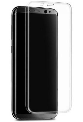 Syronix Samsung Galaxy S8 Tam Kaplayan Uv Cam Ekran Koruyucu