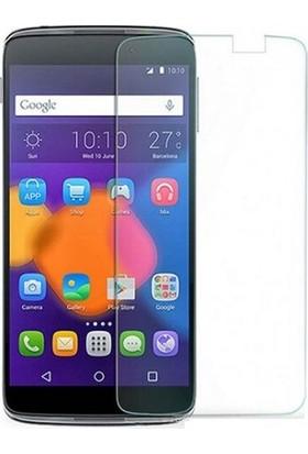 Syronix Alcatel İdol 5 Cam Ekran Koruyucu 3 Adet