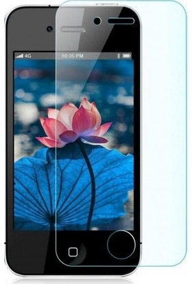 Syronix Apple iPhone 4 Cam Ekran Koruyucu 3 Adet