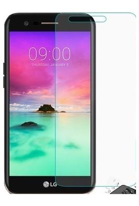 Syronix LG K8 2018 Cam Ekran Koruyucu 3 Adet