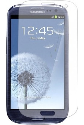 Syronix Samsung Galaxy S3 Cam Ekran Koruyucu 3 Adet