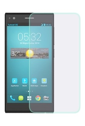 Syronix Turkcell T50 Cam Ekran Koruyucu 3 Adet
