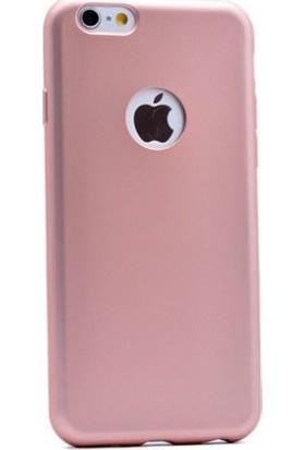 Syronix Apple iPhone 6 Plus / 6S Plus İnce Mat Silikon Kılıf
