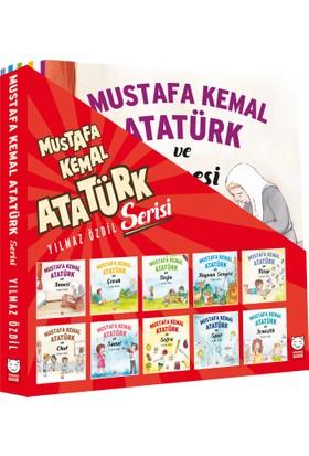 Mustafa Kemal Atatürk Serisi (10 Kitap Takım) - Yılmaz Özdil