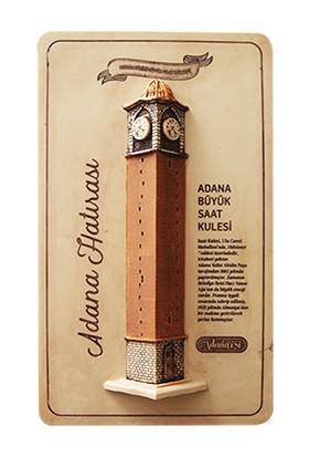 Adana Büyük Saat Rölyef