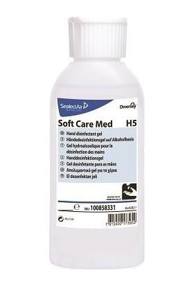 Soft Care Med H5 Alkol Bazlı El Dezenfektanı 100 ml