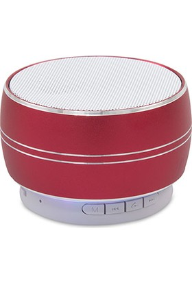 Mikado Md-X8Bt Kırmızı Usb+Sd Destekli Bluetooth Müzik Kutusu