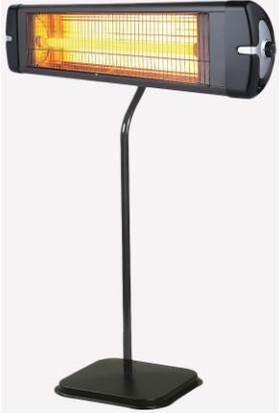 Voltomat therm Infrared EXP-18 1800W Kare Ayaklı Isıtıcı