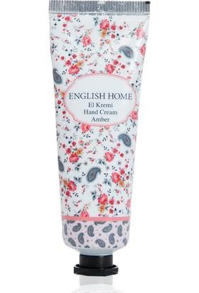English Home Amber El Kremi 30 Ml Beyaz