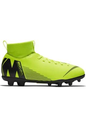 Nike Ah7339-701 Jr Superfly 6 Club Futbol Çocuk Krampon Ayakkabı