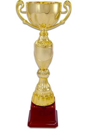 Meteor Şampiyonluk Ödül Kupası Altın Kc2033B 35 Cm