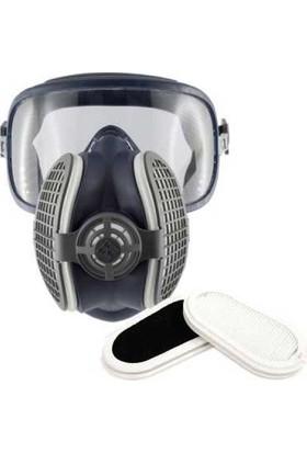 Gvs Elipse P3 Rahatsız Edici Koku&Integra Sadece Toz İle Uygulama İçin Maske