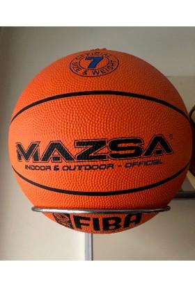 Mazsa Kauçuk Fiba Onaylı Basketbol Topu 7 Numara