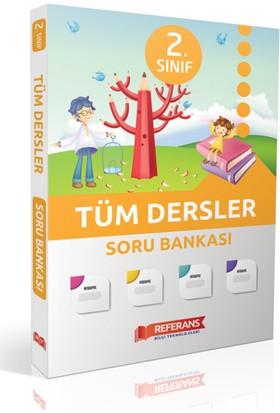 Referans Yayınları 2.Sınıf Tüm Dersler Soru Bankası