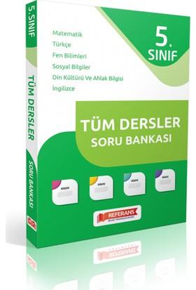 Referans Yayınları 5.Sınıf Tüm Dersler Soru Bankası