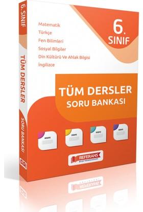 Referans Yayınları 6.Sınıf Tüm Dersler Soru Bankası