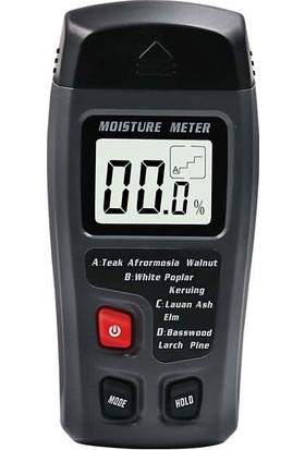 Tahta Ve Ahşap Nem Ölçer Tahta Nem Ölçer Termometre Thr291