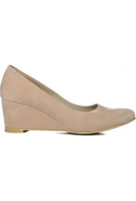 Loggalin 430001 727 Kadın Pudra Dolgu Topuk Ayakkabı