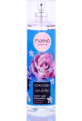Moira Body Mist Choose your Destiny 215 ml