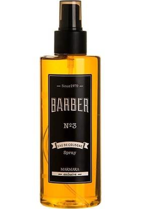 Barber NO 3 Eau De Cologne 250 ml Sprey