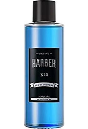Barber NO 2 Eau De Cologne 50 ml Seyahat Boyu