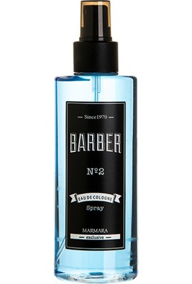 Barber NO 2 Eau De Cologne 250 ml Sprey