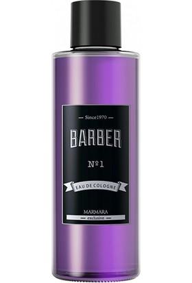Barber NO 1 Eau De Cologne 50 ml Seyahat Boyu