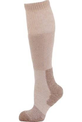 Panthzer Nature Extreme Cold Socks Erkek Çorap Bej