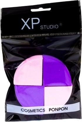 Xp Studio Yuvarlak Sünger 4'lü
