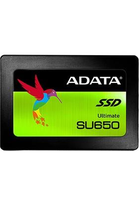 ADATA SU650 240GB 520MB-450MB/s 3D NAND Sata3 2.5'' SSD