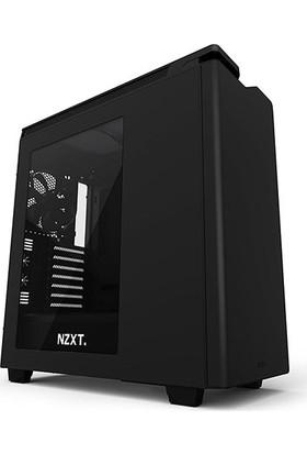 Nzxt CA-H442W-M8 H440 Siyah/Siyah Elite Mid Kasa New Edition