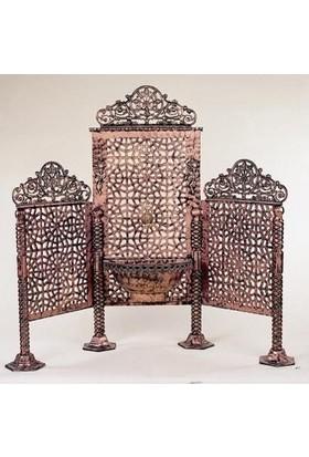 Osmanlı Dekoratif Döküm Çeşme Köşe