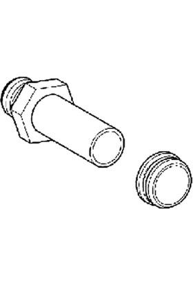 Grohe Pisuar İçin Temiz Su Giriş Adaptörü - 37044000